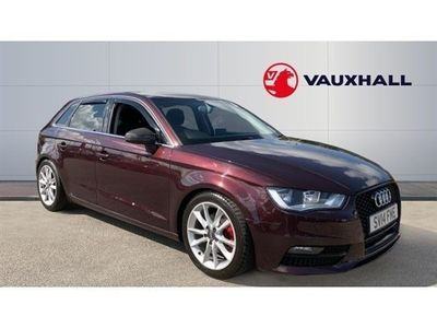 used Audi A3 1.4 TFSI Sport 5dr S Tronic