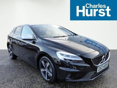 used Volvo V40 T3 [152] R Design Edition 5Dr Geartronic