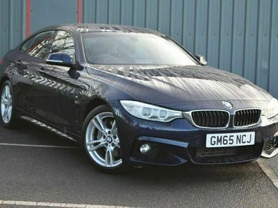 used BMW 435 Gran Coupé 4 SERIES i M Sport A