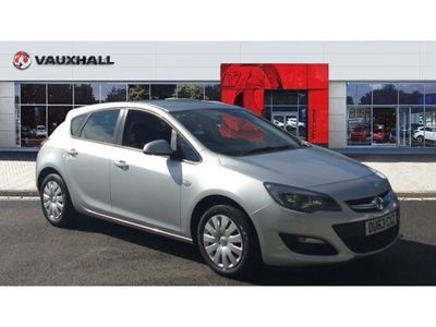 used Vauxhall Astra 1.6i 16V Exclusiv 5dr