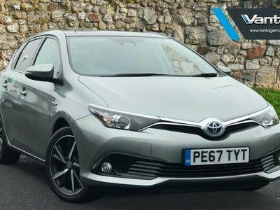 used Toyota Auris Hybrid 1.8 VVT-i HSD Design 5-Dr