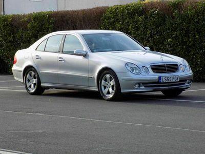 used Mercedes E220 E Class 2.1CDI Avantgarde 4dr