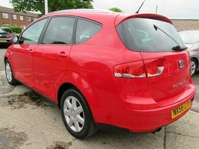 used Seat Altea XL MPV 2008