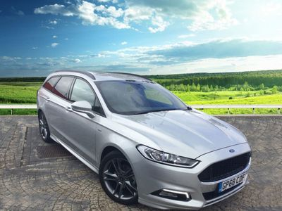used Ford Mondeo ST-LINE EDITION TDCI Estate 2019