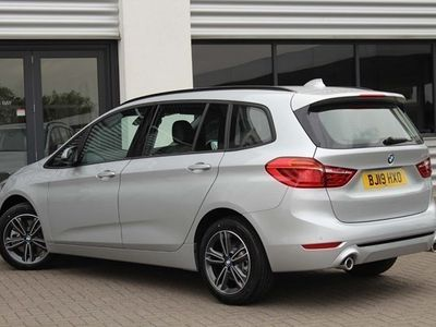 used BMW 218 2-Series Gran Tourer d Sport Sport Automatic (04/2018 on) 5d