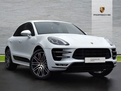 used Porsche Macan Turbo Performance 5dr PDK estate
