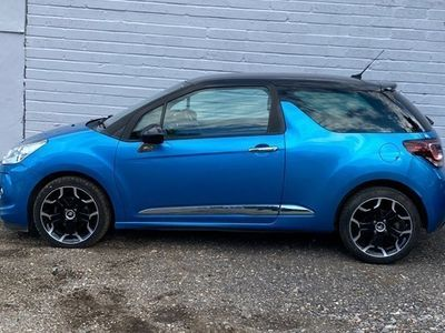 used Citroën DS3 Hatchback 1.6 e-HDi Airdream DStyle Plus 3d