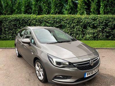 used Vauxhall Astra 1.6 CDTi ecoFLEX (110 PS) SRi 5dr Hatch [0 RFL]