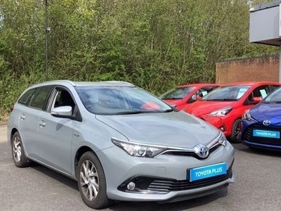 used Toyota Auris Touring Sport 1.8 Hybrid Icon Tech TSS 5dr CVT