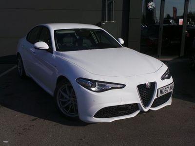 used Alfa Romeo Giulia 2.0 TB 280PS VELOCE 4DR AUTO