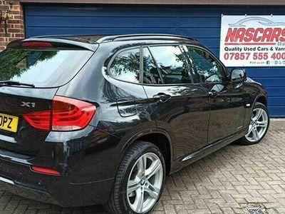 used BMW X1 2.0TD xDrive18d M Sport
