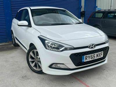 used Hyundai i20 1.4 Premium Auto 5dr