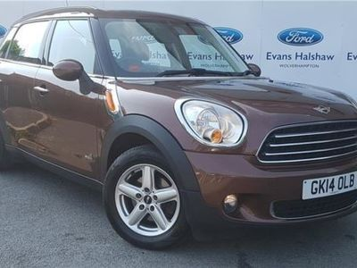 used Mini Cooper D Countryman 1.6 All4 5Dr