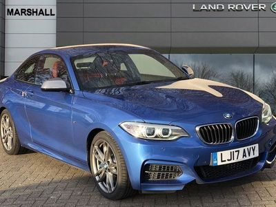 used BMW M240 2 Series2dr [Nav] Step Auto Coupe 2017