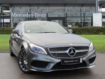 used Mercedes CLS220 CLSAMG Line Premium 5dr 7G-Tronic Estate