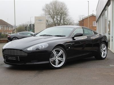 used Aston Martin DB9 V12 2dr Touchtronic 5.9