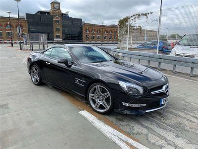 used Mercedes SL63 AMG Sl-ClassAMG (585) 2dr Auto 5.5