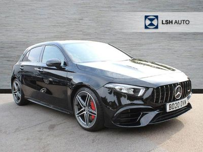 used Mercedes A45 AMG A ClassS AMG 4MATIC+ 2.0 5dr