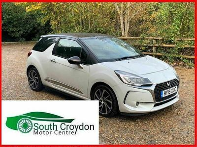 used DS Automobiles DS3 1.6 THP Prestige (s/s) 3dr
