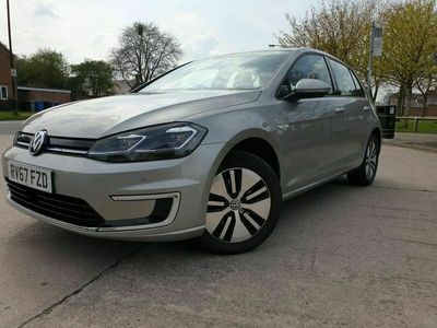 used VW e-Golf 35.8kWhAuto 5dr