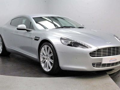 used Aston Martin Rapide V12 Touchtronic 4dr