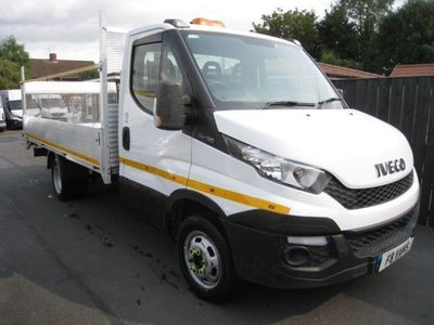 used Iveco Daily 2.2 35C13 130 BHP 14 FT DROPSIDE TAIL-LIFT, 2016, not known, 34000 miles.