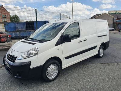 used Peugeot Expert 1200 1.6 HDi 90 H1 Van lwb model 2012, Van, 70000 miles.