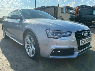 used Audi A5 Sportback 2.0 TDI S line (s/s) 5dr