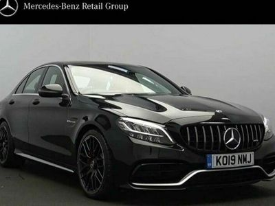 used Mercedes C63S AMG C-Class4dr 9G-Tronic