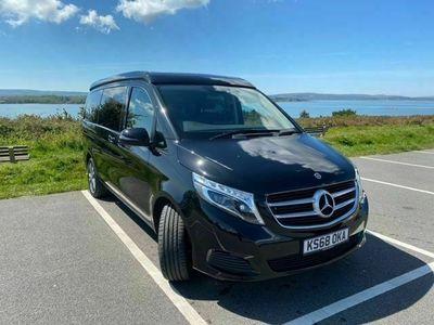 used Mercedes V220 V Class 2.2Sport Marco Polo Horizon G-Tronic+ LWB EU6 (s/s) 5dr