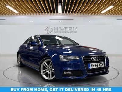 used Audi A5 DIESEL AUTOMATIC COUPE 2 DOORS