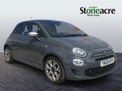 used Fiat 500 1.2 ROCK STAR