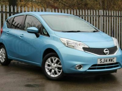 used Nissan Note 1.2 Acenta 5dr mpv 2014