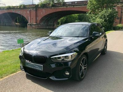used BMW 120 1 Series 2.0 d M Sport Shadow Edition Sports Hatch (s/s) 5dr