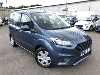 used Ford Tourneo 1.0 EcoBoost Zetec 5dr
