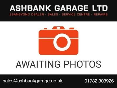used Ssangyong Rodius Turismo 2.2 ELX 5d AUTO 176 BHP FRESH STOCK IN PREP PICTURES SOON