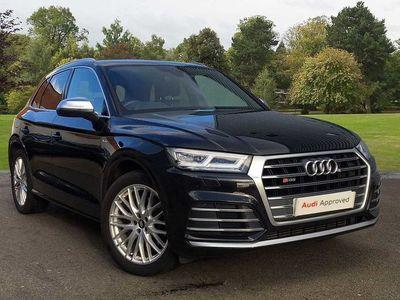 used Audi SQ5 Q5 2018 Oxford Business Park NorthQuattro 5dr Tip Auto