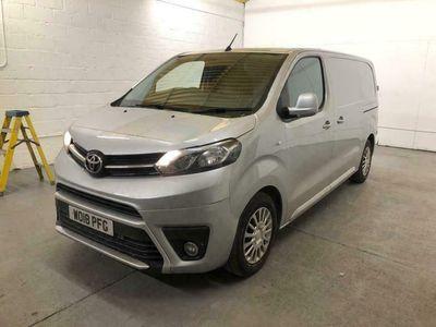used Toyota Proace 1.6D Comfort Medium Panel Van MWB EU6 (s/s) 6dr