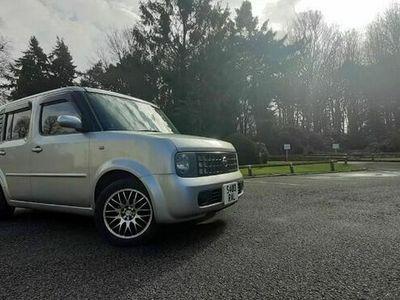 used Nissan Cube 1.4, petrol, automatic