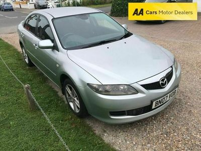 used Mazda 3 6 2.0L KATANO LE 5d 145 BHPSTAMPS OF HISTORY, LAST AT 99K