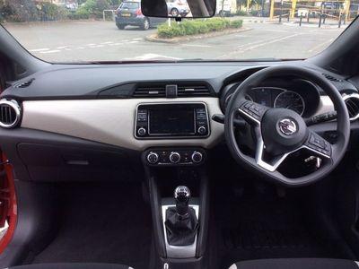 used Nissan Micra 0.9 IG-T Acenta Limited Edition Hatchback 5dr Petrol Manual (99 g/km