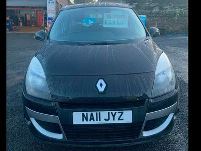 used Renault Scénic Estate 1.5 dCi (110bhp) Expression 5d