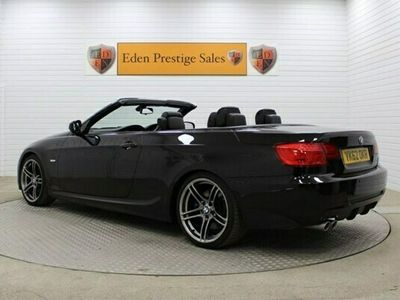 used BMW 325 3 Series 3.0TD d Sport Plus Convertible auto