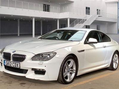 used BMW 640 6 Series 3.0 D SE 2d 309 BHP
