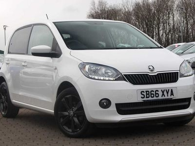 used Skoda Citigo 1.0 MPI 60PS Colour Edition Hatchback 5d HB