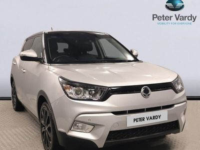 used Ssangyong Tivoli 1.6 ELX 5dr