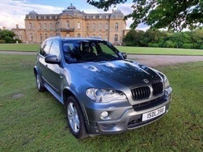 used BMW X5 Estate xDrive40d M Sport 5d Auto