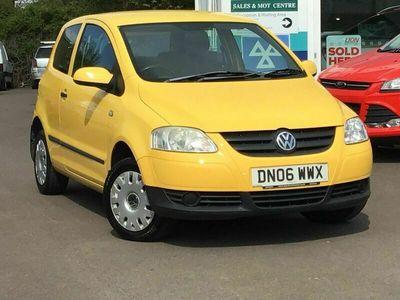 used VW Fox 1.2 Urban3dr