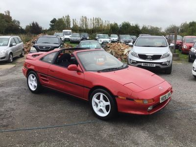 used Toyota MR2 GT Sports 2dr ***IMMACULATE - NEW ALLOYS & TYRES - LOW MILEAGE***