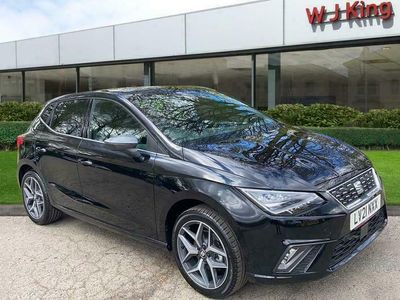 used Seat Ibiza 1.0 TSI XCELLENCE LUX hatchback